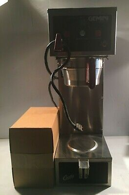 Curtis Gemini System 120a Commercial Coffee Brewer Maker