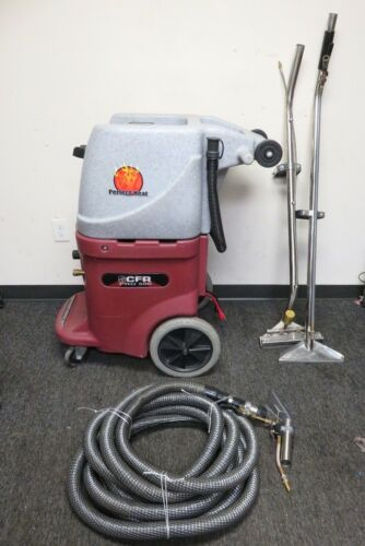 CFR Pro 500 Carpet Cleaner 79Hour. With hose and extra accessary