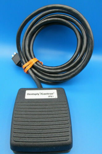Dentsply Cavitron SPS IPX1 2-Position Foot Switch Pedal 60473 Prophy Jet