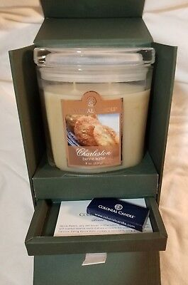 Charleston Candle - Colonial Candle Charleston Collection BENNE WAFER 2 wick Oval Luxury 8 oz
