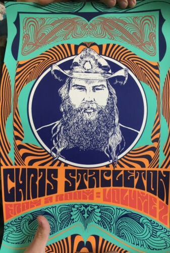 Chris Stapleton - Songs From a Room Vol 2 - Country Poster - Print - Limited!