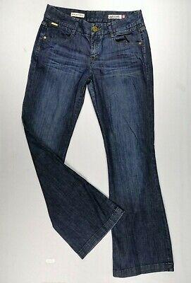 "JAG JEANS Women's size 10 Blue Denim Stretch waist= 32"" Boot Cut RRP $198 Ladies"