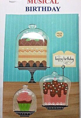 SOUND HALLMARK  Birthday Card