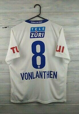 Vonlanthen Zurich jersey medium 2009 2011 home shirt 355786-105 soccer Nike image