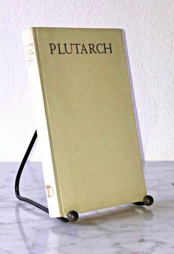 Plutarch: Große Griechen und Römer, Band IV, hg.v. Konrat Ziegler, Zürich 1957
