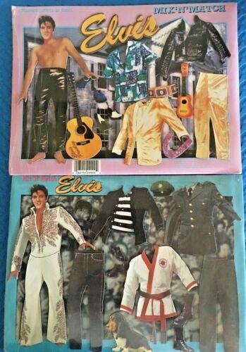 2 Different Sets of Elvis Mix