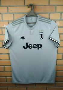 info for 40380 9d746 Ronaldo JUVENTUS Away Jersey Large 2018 Shirt CF3488 Soccer Football adidas