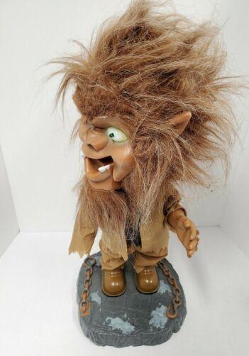 Halloween Gemmy Animatronic Wolfman Werewolf