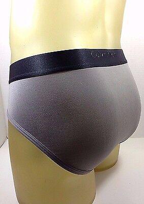 Brand New Calvin Klein Men's Bold Briefs, Size XL, MSRP: $24.00 Gray