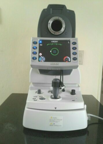 Nidek AFC-230 Non-Mydriatic Auto Fundus Camera