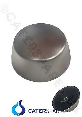 16.02.062 Rational Combi Steam Oven Round Silver Control Knob Dial 1602062