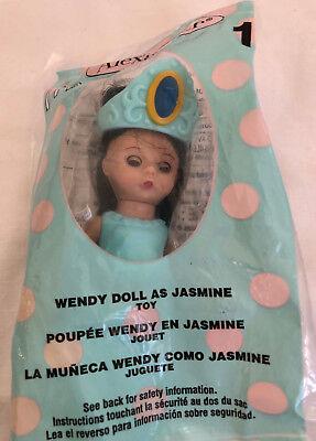 Madame Alexander Dolls from McDonald's Happy Meal - Disney's Jasmine Mint  608