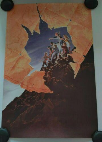 The Goonies Art Print Variant John Alvin Bottleneck BNG Movie Poster Mondo