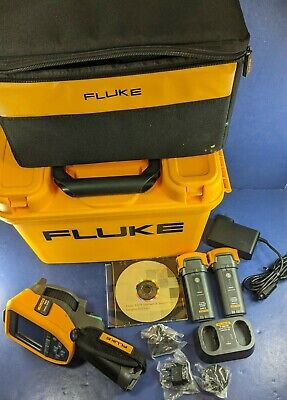 Fluke Tis75 Performance Series Industrial Thermal Imager Imaging Camera Ir