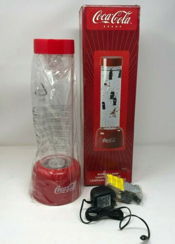 """Vintage Coca Cola Lamp 14"""" tall Style #D02298AC"""