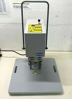 Challenge Single Spindle Paper Drill Model J0 - Great Working Condition