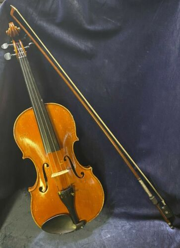 Vintage 4/4 Violin Robert Glier