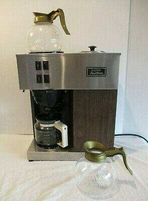 Bunn Commercial Coffee Pot Machine Vpr Wg Sn Vpr0211134 0400 Pour O-matic