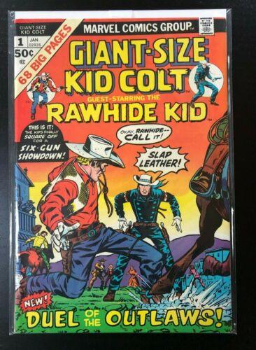 Marvel Comics | Giant-Size Kid Colt #1 | Starring the Rawhide Kid