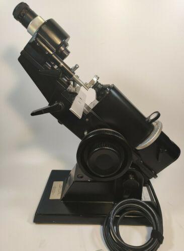 Marco 101 Manual Optometry Ophthalmic Lens Measurement Lensmeter
