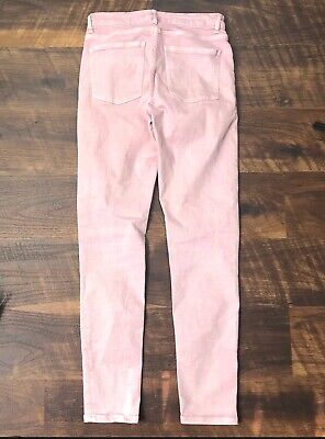 Acne Studios Skin 5 Dusty Pink Skinny size 26 x 28 Women's Denim Jeans Pants