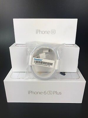 100% Genuine apple iPhone 8 7 6S 5 6 Plus 5S SE Charger lightning to USB Cable