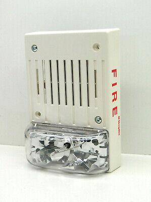 Simplex 4903-9460 Truealert Fire Alarm Horn Strobe 24vdc 75cd 0626663 White
