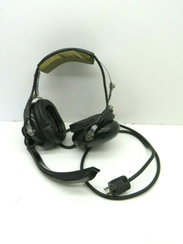 David Clark 15DM Straightaway Ear Protector Aviation Headset 10SB-A
