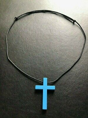 CROSS for Car Rearview Mirror Charm with Easy Adjustable Cord - Multi-color