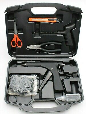 Reifenreparatur Set PKW LKW Reifenpilze Pistole Mushroom Repair Tyre PU-116000
