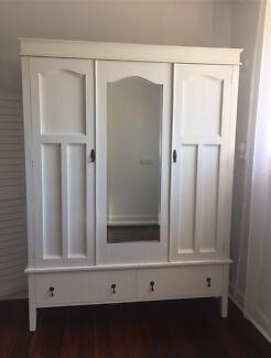Wardrobe - Furniture Antique