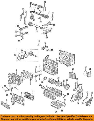 details about porsche oem 05 08 911 engine short block 99710100106 Exploded Diagram of Engine