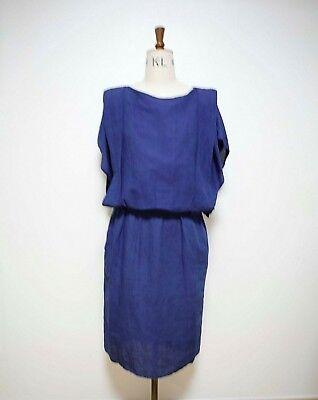 Folk Linen Dress