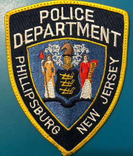 Phillipsburg Police New Jersey Patch