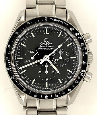 Omega Speedmaster Professional Manual 1863 Moon Watch Ref. 3573.50