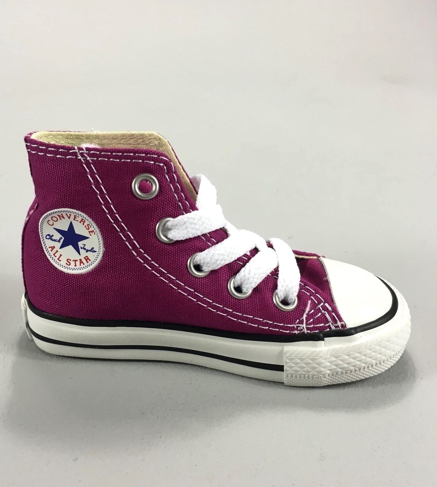 Converse Toddlers Infants C T Hi Trainers Pump new in Box UK 3 99b14a588