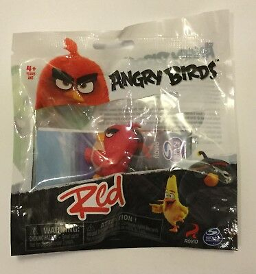 Angry Birds Movie 2016 Red Bird Resin Figure