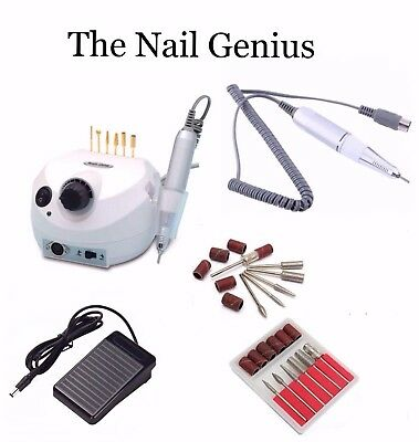 Professional Nail Genius Machine