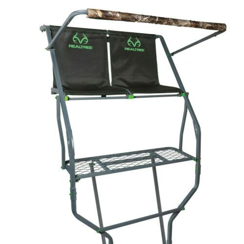 Realtree Deluxe Two-man Ladder( New)