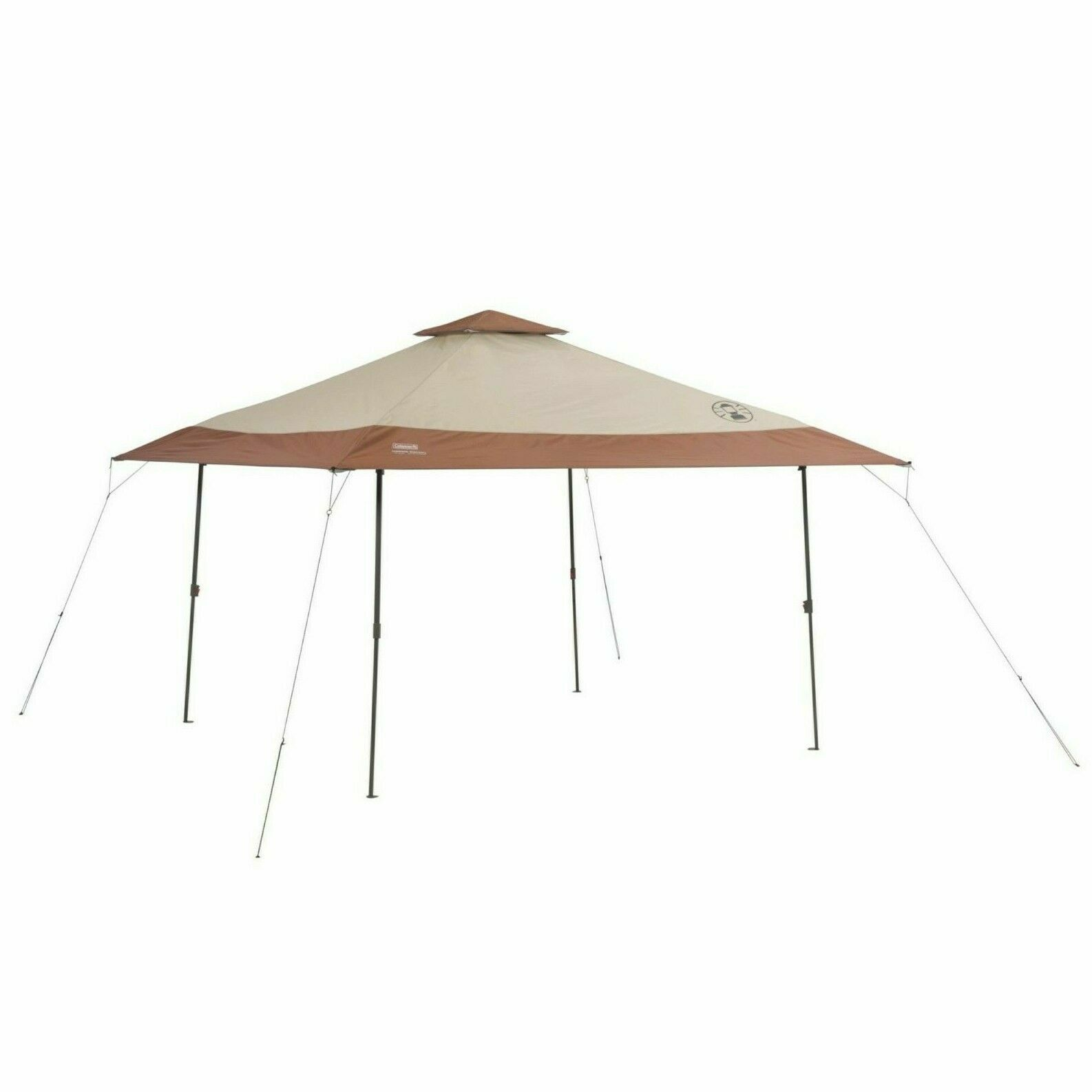 Coleman Instant Beach Canopy  13 x 13 ft NEW - Tan