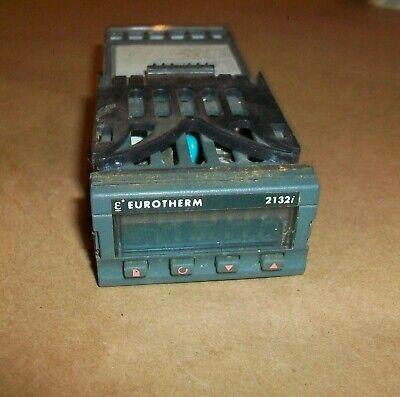 Eurotherm 2132i Temerature Controller 2132ialvheng