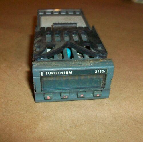 EUROTHERM 2132i TEMERATURE CONTROLLER  2132I/AL/VH/ENG