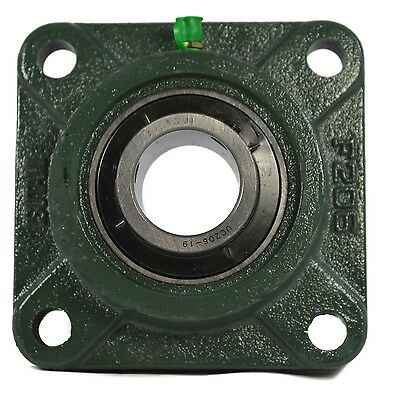Ucf204-12 34 Square 4 Bolt Flange Block Mounted Bearing Unit