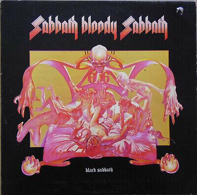 Black Sabbath - Sabbath Bloody Sabbath - 1974 UK Pressing - Hear it