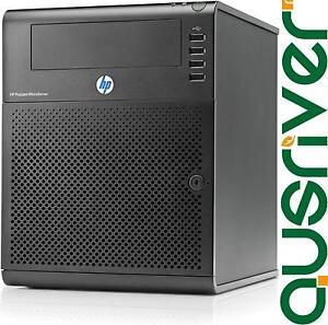 HP-ProLiant-G7-N54L-AMD-Dual-Core-MicroServer-Storage-VGA-USB-NAS-4-Bay-2GB