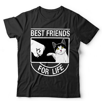 Best Friends For Life Tshirt - Cats, Cat, Pet