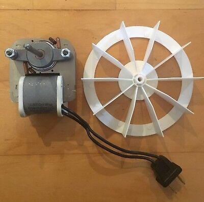 Broan Nutone S99080402 Tested S97012041 50 Cfm Motor Fan 696n 688 Free Ship