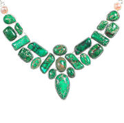 Green Akoya Pearl Necklace