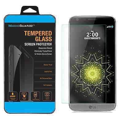 Ultra Withered HD Premium Tempered Glass Screen Protector Film For LG G5