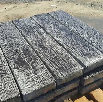 concrete railway sleepers (already sealed) Darra Brisbane South West Preview